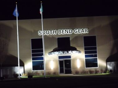 SB Gear Night Shot Reverse Illuminated Channel Letters