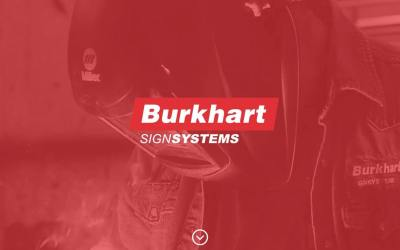 Burkhart Sign Systems Rolls Out New Website!