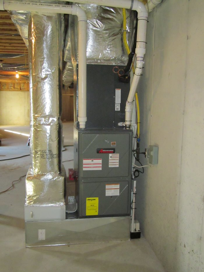 gas furnace 2 hp electric motor single phase wiring diagram furnaces burkholder s heating air conditioning inc amana new construction installation