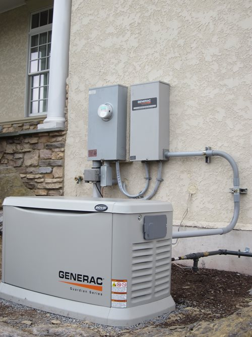 Wiring A Home Standby Generator