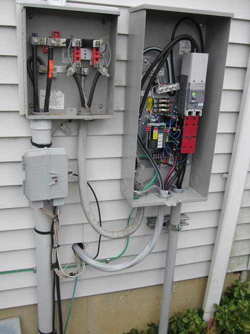 Wiring A Whole House Backup Generator
