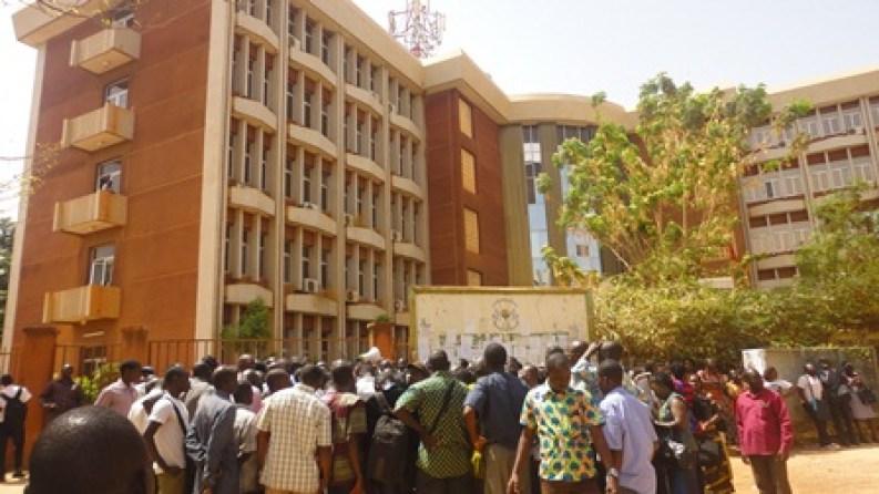 Indemnités spécifiques du MESS : Le SYNAPAGER exige la tenue des promesses  - L'Actualité du Burkina Faso 24h/24