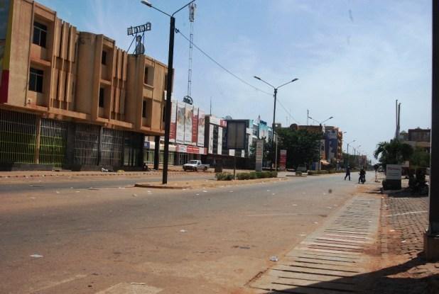 Ouaga kwameh krumah Burkina Faso : «Ça passe ou ça casse» (Vidéo: «C'est devenu MAÏS ! »