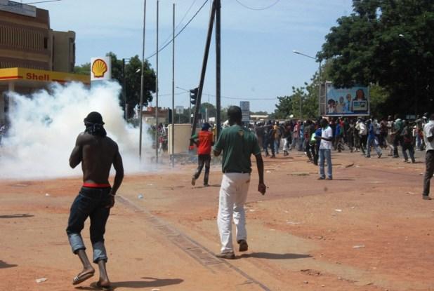 a Burkina Faso : «Ça passe ou ça casse» (Vidéo: «C'est devenu MAÏS ! »