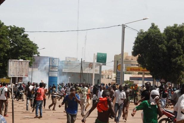 e Burkina Faso : «Ça passe ou ça casse» (Vidéo: «C'est devenu MAÏS ! »