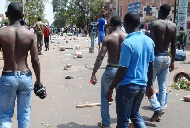 f Burkina Faso : «Ça passe ou ça casse» (Vidéo: «C'est devenu MAÏS ! »
