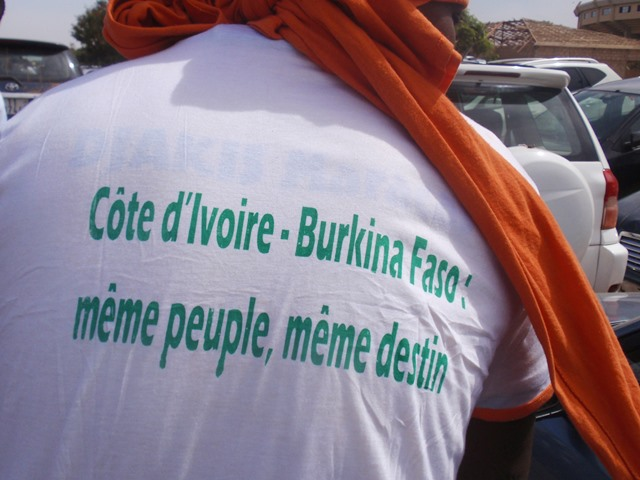Les relations ivoiro- burkinabè en question