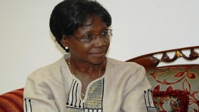 Joséphine Ouédraogo, la mieux notée du gouvernement Zida