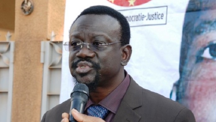 Me Bénéwendé Sankara, avocat de a famille Sankara
