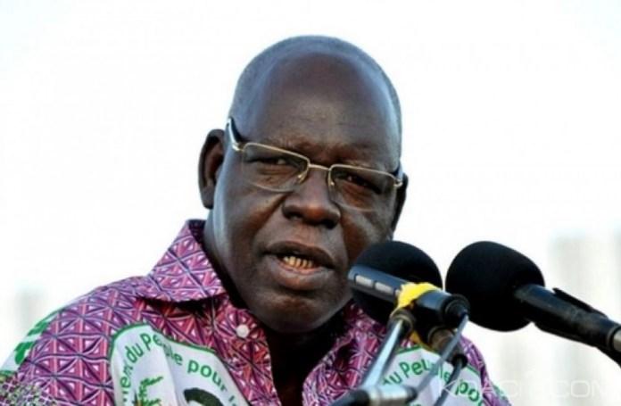 Salif Diallo, nouveau président de l'Assemblée nationale du Burkina