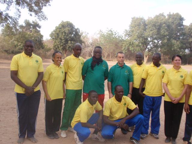 Les stagiaires viennent de Ouaga, Ouahigouya et Fada