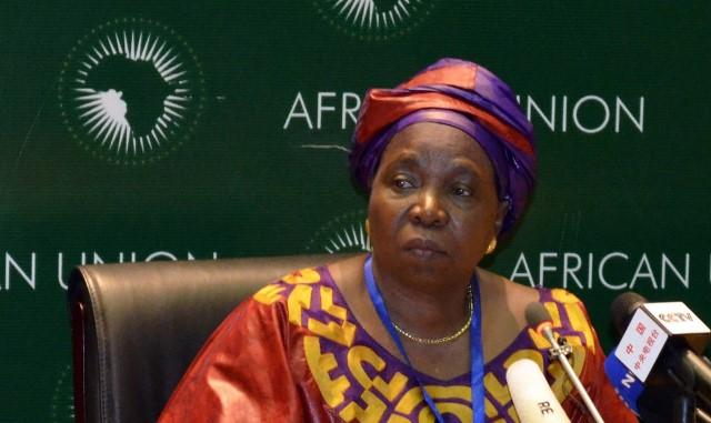 Nkosazana Dlamini Zuma, probable candidate à la future présidentielle sud-africaine