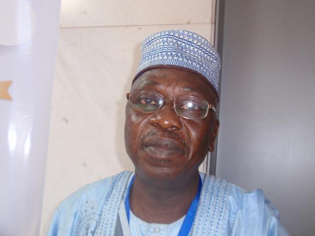 Aboubakari Baba Moussa, directeur des infrastructures et de l'énergie de la Commission de l'Union africaine