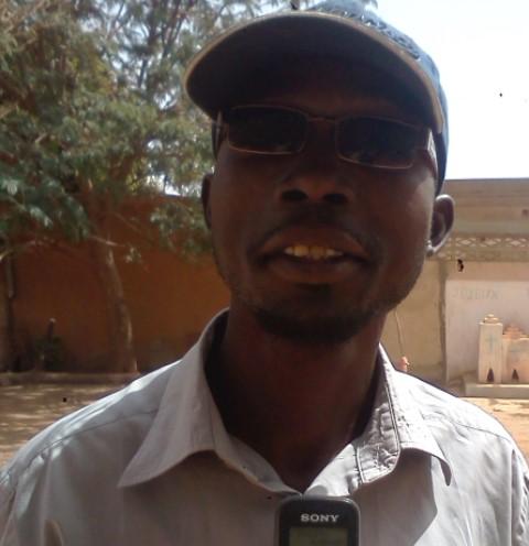 Arnauld Dabadedon dit l'Ouragan des jeunes filles : Je vais l'inviter autour d'un pot