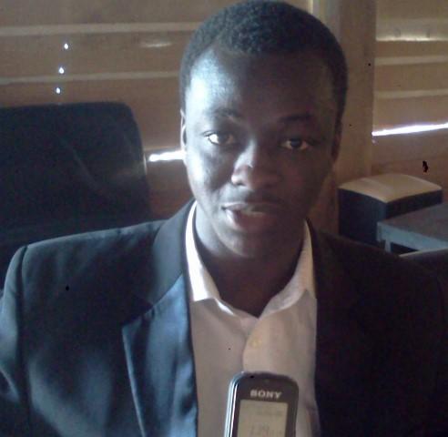 Samson Kinda : Pas d'invitation à boire et à manger