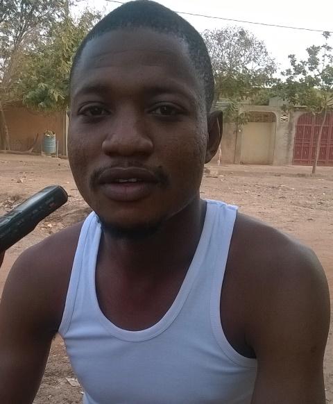 Romain Belemkoabga, technicien en bâtiment : ''Tout semble focalisé sur les diplômés''