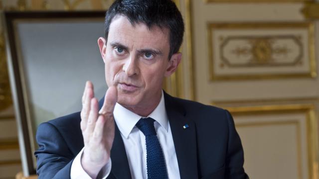 Comme à Bamako, la lutte contre le terrorisme est au centre de la visite de Valls à Ouaga