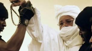 Comme depuis le début du procès, Hissène Habré est resté impassible face aux différentes charges des avocats des parties civiles