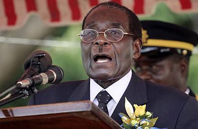 Le président Robert Mugabe s'est toujours posé en défenseur de l'indépendance et des valeurs africaines