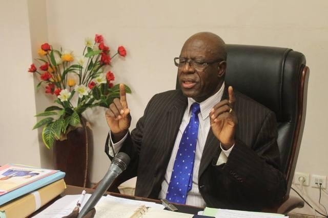 Pour le ministre Niouga Ambroise Ouédraogo, le secteur se doit d'opérer des mutations pour répondre aux aspirations profondes du peuple burkinabè