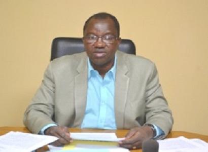 Le DG du CHU Yalgado, R. Sangaré