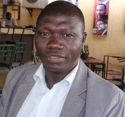 Adama Wya est un fervent partisan de l'application du nouveau Code minier