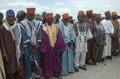 Les bonnets rouges étaient fortement représenté