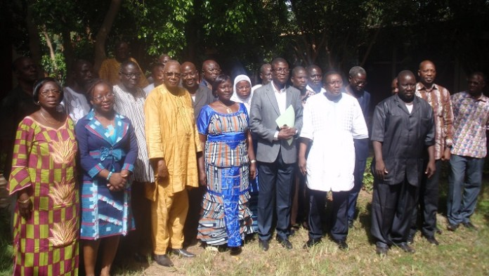 Venus des 19 communes, les élus locaux s'outillent sur la problématique du service d'eau potable
