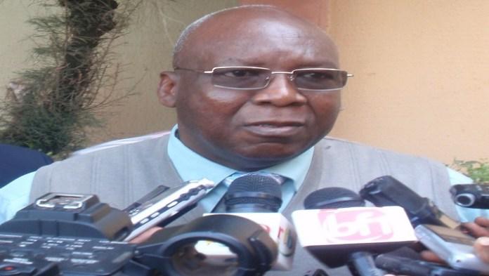 Le président du groupe parlementaire UPC, Alidou Ido, a dressé un tableau noir de la gestion du pouvoir
