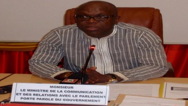 C'est le ministre de la communication, porte-parole du gouvernement, Remis Fulgence Dandjinou, qui a présidé l'ouverture du CASEM