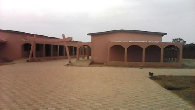 Une vue du village artisanal