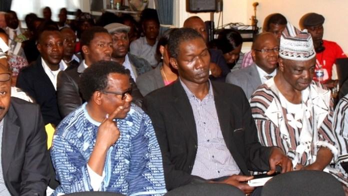 Les Burkinabè résidant dans les trois pays du Benelux se sont massivement mobilisés et ont activement pris part aux débats sur la nouvelle Constitution en écriture