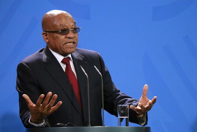 Jacob-Zuma-in-Germany