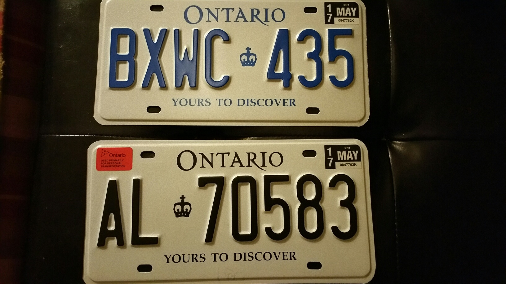 Officially Ontario residents