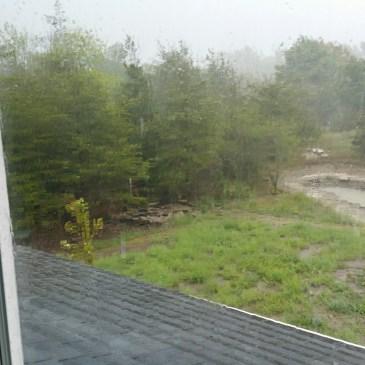 Rain!!