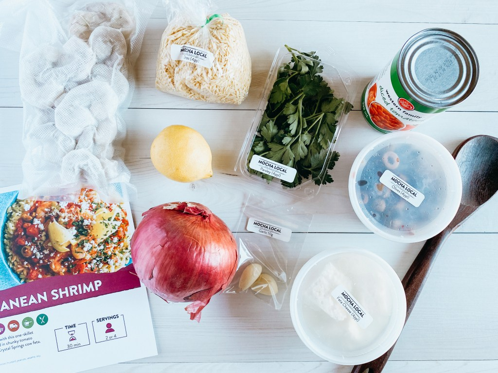Mocha Local Meal Kit Medicine Hat Alberta