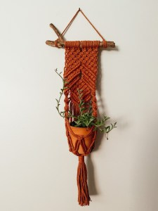 macrame from the little moonstone