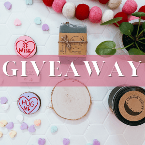 Valentine's Day Gift Guide - Shop Local YXH - GIVEAWAY - burknco.com