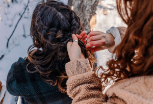 Valentine's Day Gift Guide - Shop Local YXH - bows and braids