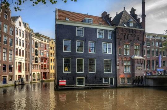 In Amsterdam, Netherlands