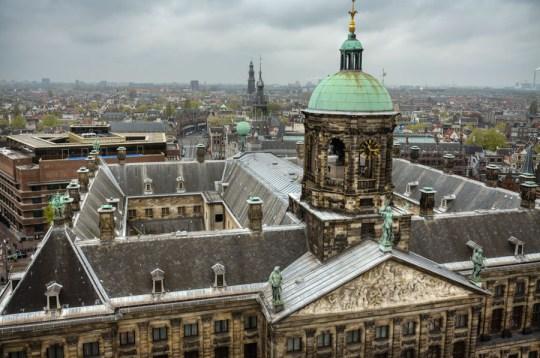 Royal Palace, Amsterdam, Netherlands