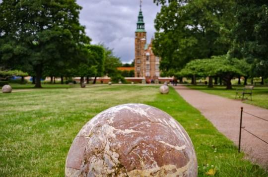 Rosenborg Castle Gardens, Copenhagen