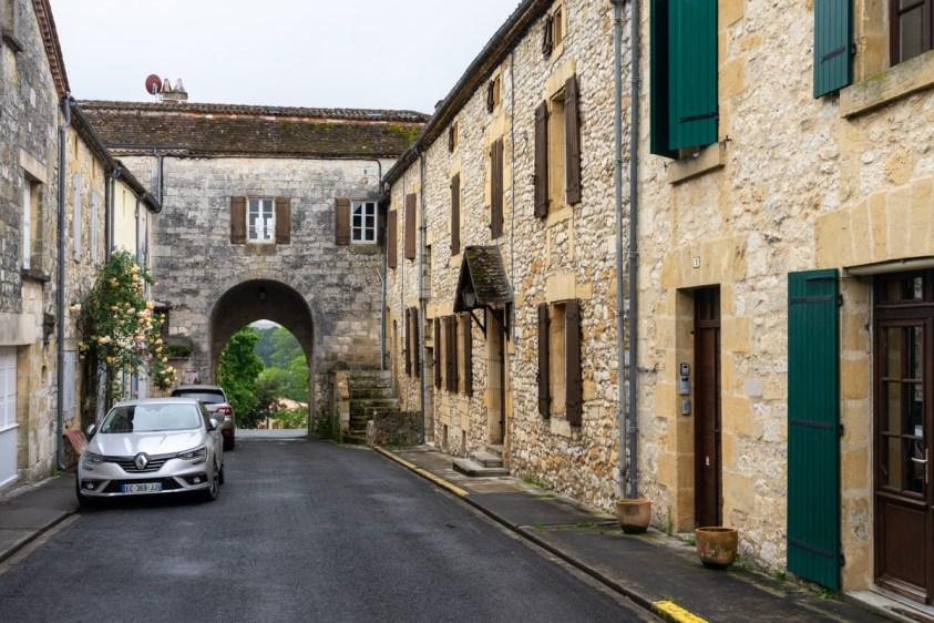 Monpazier, Dordogne, France