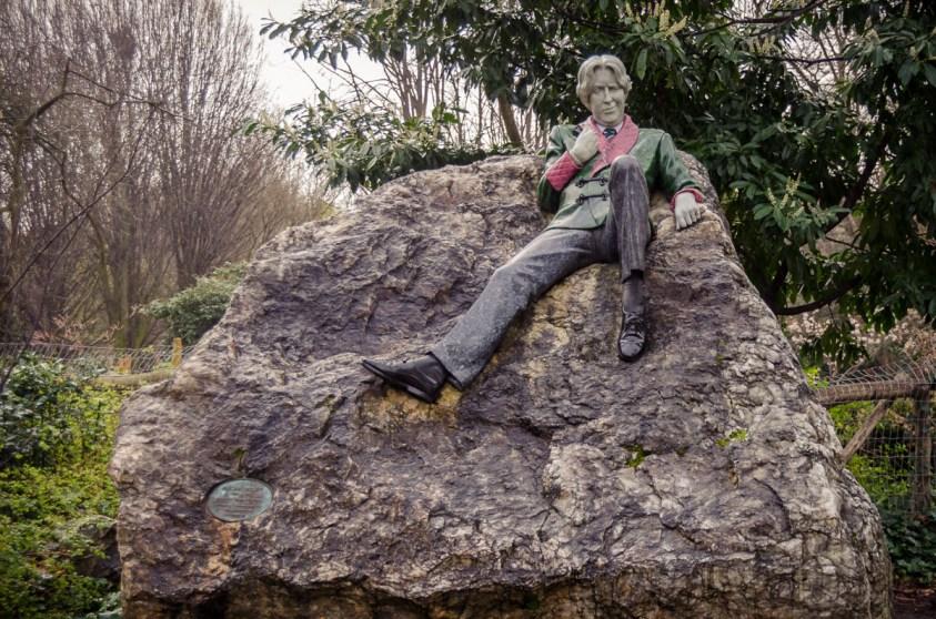 Oscar Wilde Monument, Dublin, Ireland
