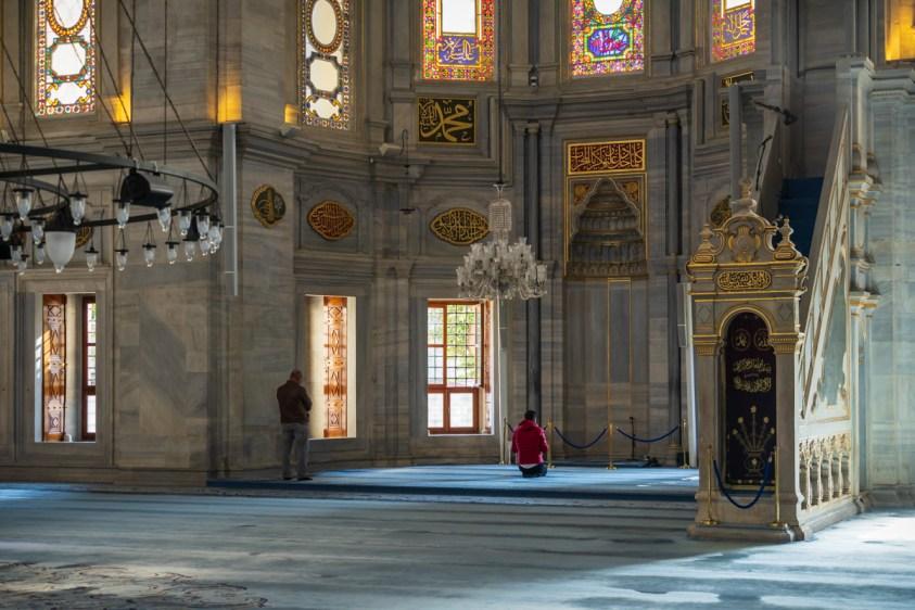 Nuruosmaniye Mosque, Istanbul