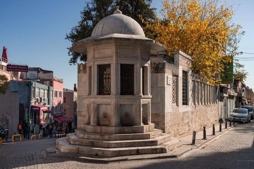 Mimar Sinan Tomb, Istanbul