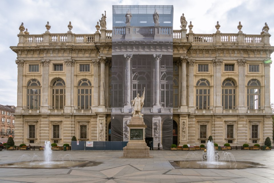 Palazzo Madama, Turin