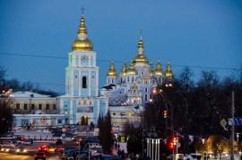 St Michael Golden-Domed Monastery, Kiev