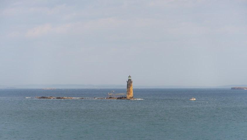 Ram Island Ledge Light, Maine