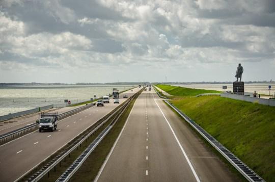 Afsluitdijk, Netherlands